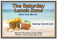 Saturday Lunch Zone