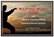 The Martial Music Zone