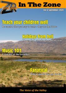 September 2020 Magazine Cover