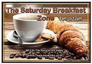 Saturday Breakfast Zone