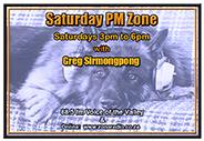 Saturday PM Zone